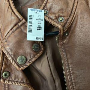 Faux Lester coat